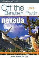 Off the Beaten Path   Nevada