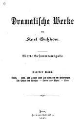 Dramatische werke: Band 4