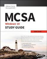 MCSA Microsoft Windows 10 Study Guide PDF