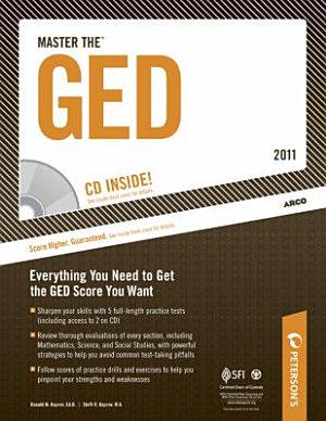 Master the GED 2011  w CD  PDF
