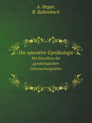 Die operative Gyn kologie PDF