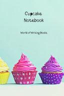 Cupcake Notebook