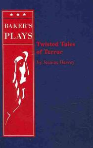 Twisted Tales of Terror Book