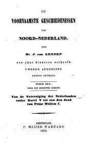De voornaamste geschiedenissen van Noord-Nederland: Volume 5
