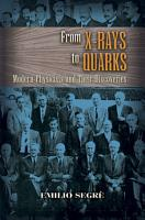From X rays to Quarks PDF