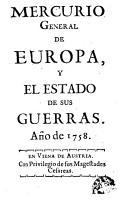 Mercurio general de Europa y estado de sus guerras PDF