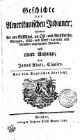 Geschichte der amerikanischen Indianer PDF