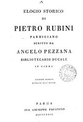 Elogio storico di Pietro Rubini: Volume 2