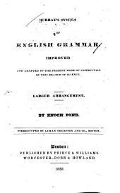 Murray's [system] of English Gr[ammar]