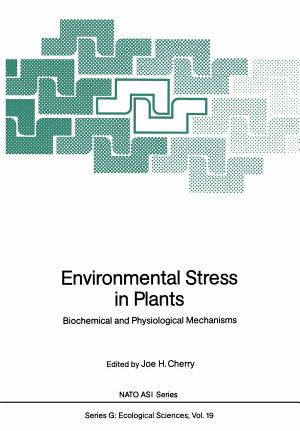 Environmental Stress in Plants