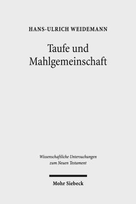 Taufe und Mahlgemeinschaft PDF