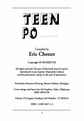 Teen Power Too Book PDF