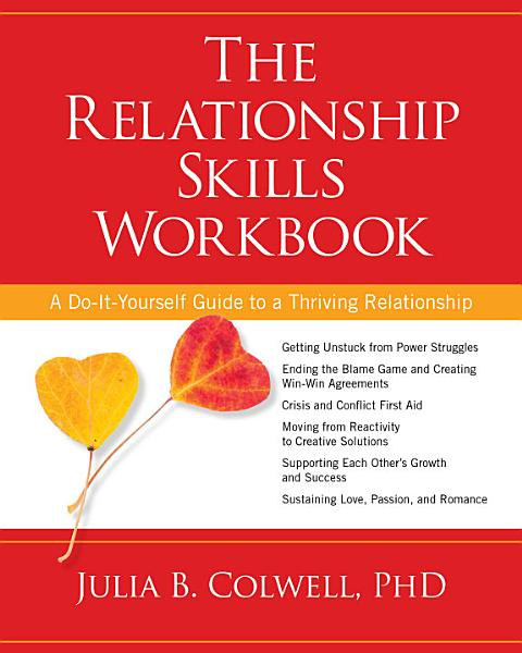 Download The Relationship Skills Workbook Book