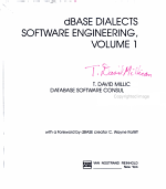 DBASE Dialects Software Engineering
