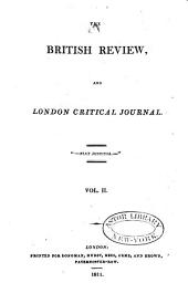 The British Review, and London Critical Journal: Volume 2