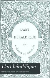 L'art héraldique