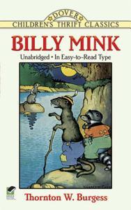Billy Mink Book