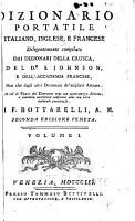 Italiano  inglese  e francese PDF