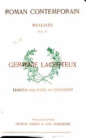 Germinie Lacerteux: ten etchings