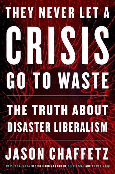 Download They Never Let a Crisis Go to Waste Book