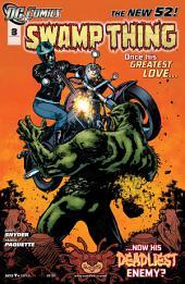 Swamp Thing (2011-) #3
