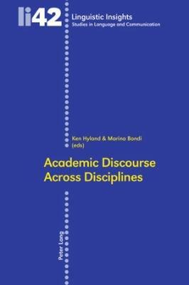 Academic Discourse Across Disciplines