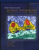 Vander Et Al s Human Physiology