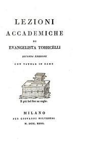Lezioni accademiche