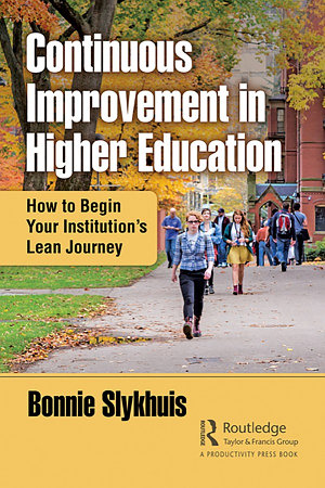 Continuous Improvement in Higher Education PDF