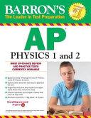 Barron s AP Physics 1 and 2