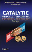 Catalytic Air Pollution Control PDF