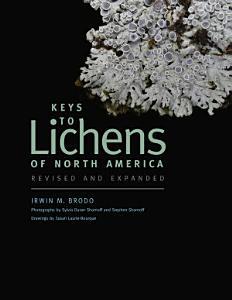 Keys to Lichens of North America Book