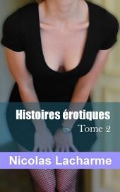 Histoires érotiques, tome 2: femme fontaine