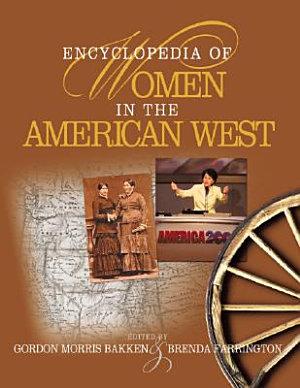 Encyclopedia of Women in the American West PDF