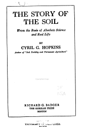 The story of the soil: from the basis of absolute science and real life