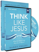 Think Like Jesus Study Guide with DVD Book