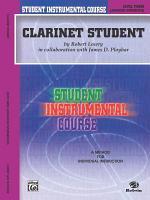 Student Instrumental Course  Clarinet Student  Level 3 PDF