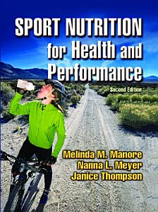 Sport Nutrition for Health and Performance Book
