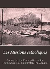 Les Missions Catholiques: Volume33