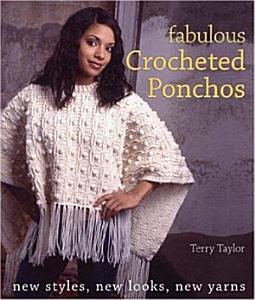 Fabulous Crocheted Ponchos PDF