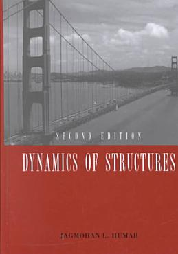 Dynamics of Structures  Second Edition PDF