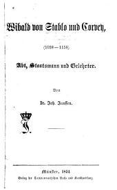 Wibald von Stablo und Corvey, 1098-1158