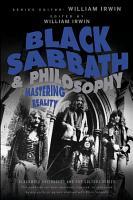 Black Sabbath and Philosophy PDF