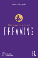 The Psychology of Dreaming