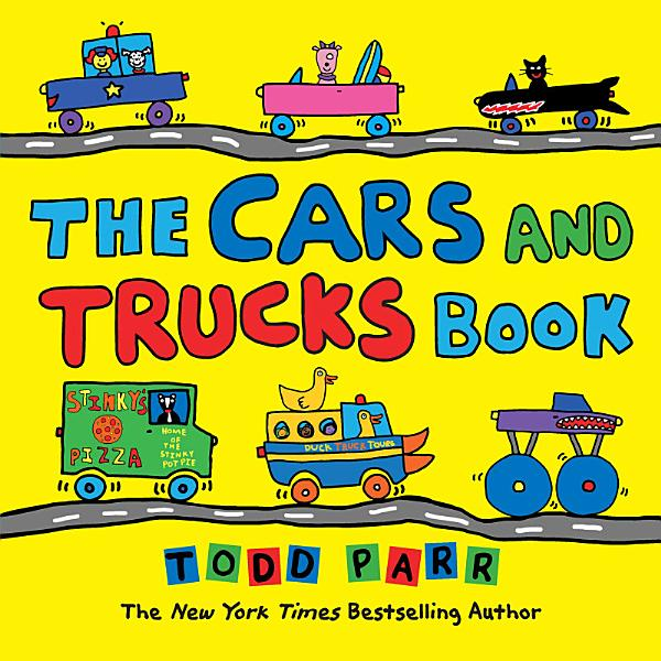 Download The Cars and Trucks Book Book