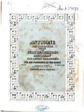 Antigone des Sophokles