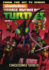 Teenage Mutant Ninja Turtles Animated, Vol. 5: Choosing Sides