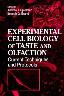 Experimental Cell Biology of Taste and Olfaction PDF