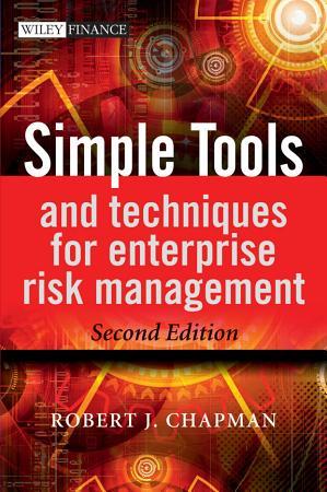 Simple Tools and Techniques for Enterprise Risk Management PDF