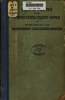Rules of Practice in the U S  Patent Office PDF